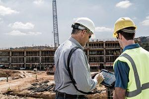 Die Digitalisierung macht Bauunternehmen fit für künftige Herausforderungen und Entwicklungen.