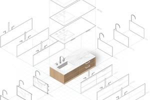 Qualitativ hochwertige 2D-Pläne aus 3D-Modellen dank Hybridtechnologie