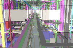 ... von BIM und LEAN während der Bauausführung sowie dem Bereitstellen und Anreichern von Prozessdaten.