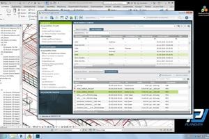 """Mit """"Newforma"""" hat Plandata für ATP sowohl eine Ablagelösung für E-Mails ohne Größenbeschränkung als auch eine intelligente Suche für Projektinformationen."""