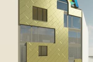 """<div class=""""bildtext"""">Das """"Golden Nugget"""" zeigt, wie Architekten, Ingenieure und Gebäudetechniker digital Hand in Hand arbeiten.</div>"""