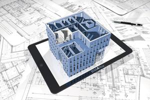 """<div class=""""bildtext"""">""""BIM4You"""" ermöglicht modellbasiertes Arbeiten und liefert exakte Zeit- und Kostenplanung des Gesamtprojekts.</div>"""