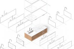 """<div class=""""bildtext"""">Qualitativ hochwertige 2D-Pläne aus 3D-Modellen dank Hybridtechnologie </div>"""