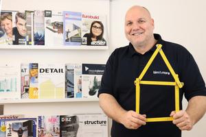 """<div class=""""bildtext"""">Matthias Uhl, Experte im Bereich BIM sowie Gründer und Geschäftsführer des 1998 gegründeten BIM-Beratungsunternehmens Die Werkbank </div>"""