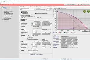 """<div class=""""bildtext"""">Sind die Lüftungsgeräte mit allen Vorgaben in der Airflow-Auslegungssoftware ausgelegt, können sie im IFC-Format als 3D-Modell in der BIM-fähigen Planungssoftware importiert werden. </div>"""