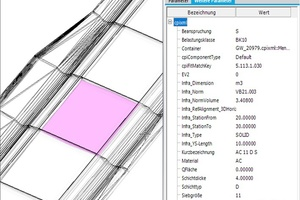 """<div class=""""bildtext"""">Visualisierung Bauwerk Straße inklusive Detailinformationen</div>"""