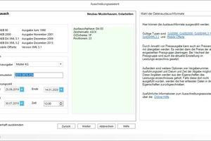 """<div class=""""bildtext"""">Überblick über die zur Verfügung stehenden Datenaustauschformate </div>"""