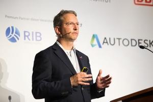 """<div class=""""bildtext"""">... und Tim Gemünden, Bauunternehmung Karl Gemünden GmbH &amp; Co. KG, zählten zu den hochkarätigen Referenten des zweitägigen Kongresses. </div>"""