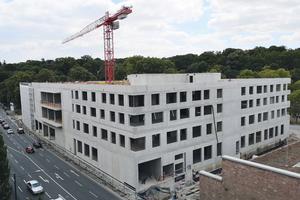 """<div class=""""bildtext"""">Der Neubau wird ein Gebäude für die archäologische Spitzenforschung und soll 2020 eröffnet werden.</div>"""