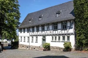 """<div class=""""bildtext"""">Denkmalgerechte Sanierung einer Goethe-Gedenkstätte in Wetzlar</div>"""
