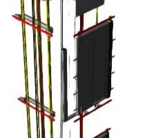 """<div class=""""bildtext"""">BIM-Modelle von Schindler-Aufzügen enthalten planungsrelevante Informationen wie z.B. konkrete Maße, einzuhaltende Sicherheitsabstände oder den Platzbedarf im Falle von Wartungsarbeiten.</div>"""