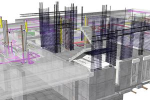 """<div class=""""bildtext"""">Das Koordinationsmodell zwischen Architektur, Tragwerksplanung ...</div>"""