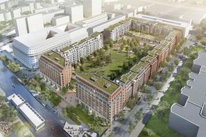 """<div class=""""bildtext"""">Das Projekt SonninPark in Hamburg wurden von KBNK mit """"Vectorworks"""" geplant.</div>"""