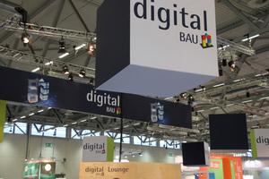 """<div class=""""bildtext"""">Die digitalBAU zeigte sich vom ersten Messetag an ...</div>"""