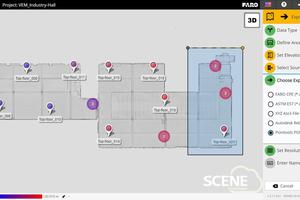 """<div class=""""bildtext"""">Das Update für die """"Scene WebShare Cloud"""" vereinfacht das Arbeiten in vielerlei Hinsicht.</div>"""