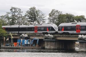 """<div class=""""bildtext"""">Seit dem Bau wurde das Viadukt mehrmals den veränderten Anforderungen der Infrastruktur angepasst.</div>"""