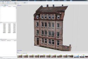 """<div class=""""bildtext"""">Damit lassen sich Fassaden oder Dachflächen präzise dreidimensional erfassen …</div>"""