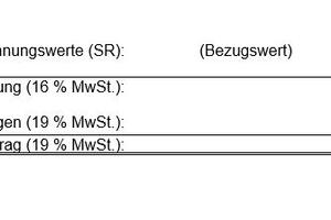 """<div class=""""bildtext"""">Schlussrechnung mit <irfontsize style=""""font-size: 9.800000pt;""""></irfontsize>Verrechnung der ersten Abschlagsrechnung</div>"""