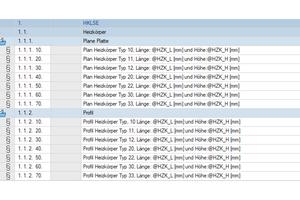 """<div class=""""bildtext""""><irspacing style=""""letter-spacing: -0.01em;"""">In der aktuellen """"iTWO""""-Version</irspacing> 2020 können die Höhe sowie auch die Länge einer solchen planen Platte ganz einfach als Variable definiert werden, was den Aufwand erheblich reduziert.</div>"""